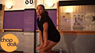 Shakka Ft AlunaGeorge   Man Down (Dance Class Video) | Mira Jebari Choreography | Chop Daily