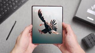 Galaxy Z Fold 3 - Samsung's Smart Move!