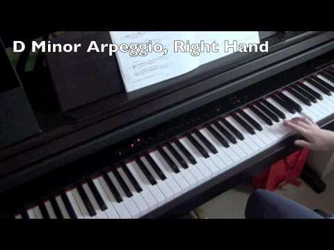 ABRSM Grade 2 Piano ALL SCALES, ARPEGGIOS AND BROKEN CHORDS