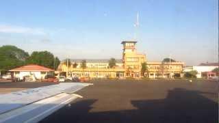 preview picture of video 'TAM Bolivia 727-224/Adv - Santa Cruz El Trompillo (SRZ) to La Paz El Alto Internacional (LPB)'