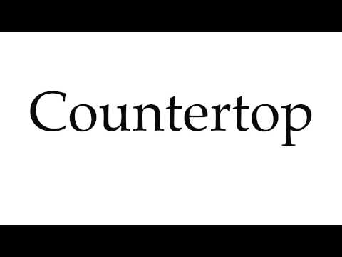 Major Problem with Countertops SOLVED!  Don't Miss This Video - It Can Change Your Life