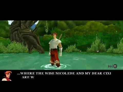 Lanfeust de Troy Nintendo DS
