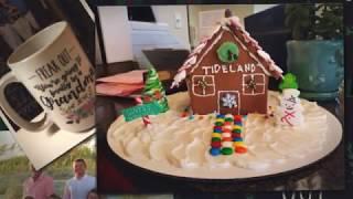 Tideland Employee Christmas Card 2017