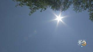 Dangerous Heat Presents Health Risks For Elderly, Children