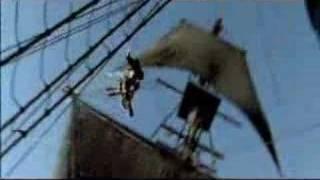 Pirates of the Caribbean set to Drunken Sailor