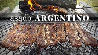 Intento Un Asado Estilo Argentino | La Capital