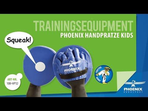 "PHOENIX Handpratze ""Squeak"" / 100-HP12"