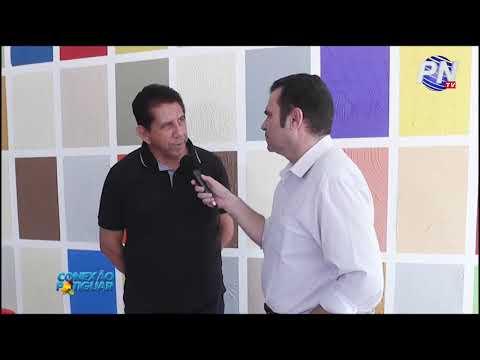 conexão potiguar entrevista o Empresário Dono das Tintas Luxor Luís Parada (10/12/2019)