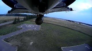 Сбрасываем бомбу с самолета