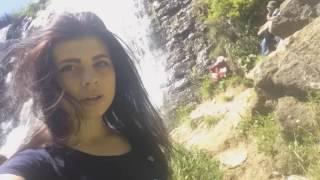 Пещерский водопад. Путешествие