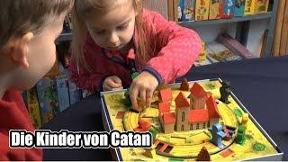 Die Kinder von Catan (Kosmos) - ab 4 Jahre für junge Siedler von