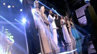 Miss Egypt 2014 Full Show Part 1 (Courtesy Mehwar TV Channel)