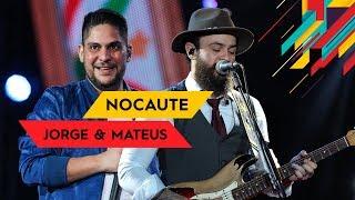 Nocaute - Jorge & Mateus - Villa Mix Goiânia 2017 ( Ao Vivo )