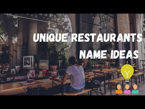 , title : '40 Unique Restaurants Name Ideas for 2021