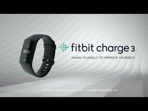 50a0f728846 fitbit charge 3 grafite preto monitor cardiaco chamadas sono. Carregando  zoom.