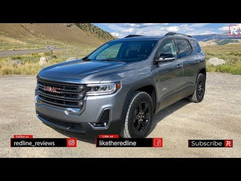 Has GMC Turned the 2020 Acadia AT4 into a Premium Off-Road Ready Blazer?