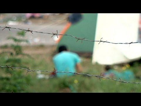 """Hongrie : Durcissement des lois sur le passage illégal des frontières. MàJ : Fabius condamne """"sévèrement"""" le mur et Assad"""