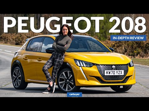 New Peugeot 208 in-depth review: the most stylish supermini on sale!