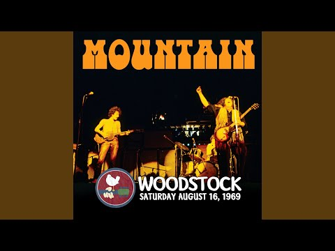Theme for an Imaginary Western (Live at Woodstock)