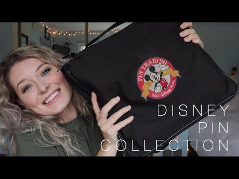 MY DISNEY PIN COLLECTION + quick life updates