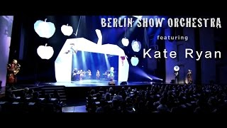 Berlin Show Orchestra featuring Kate Ryan - live beim FAMAB 2016