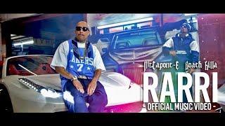 Rarri Ft Roach Killa  Mr Capone E