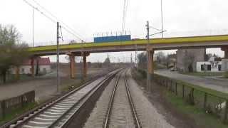 preview picture of video 'Odcinek Częstochowa - Radomsko - remontowana Wiedenka'