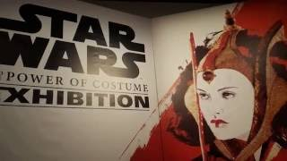 Star Wars and the Power of Costume Exhibition: Discovery Times Square