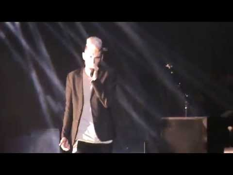 Colton Dixon - Walk On The Waves - Live Forever Tour 2015