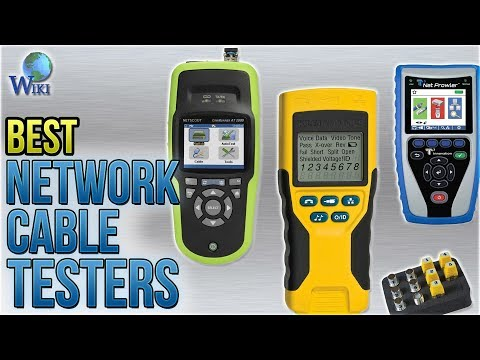 10 Best Network Cable Testers 2018 - YouTube
