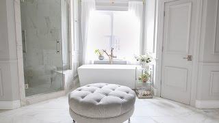 Master Bathroom Remodel Recap