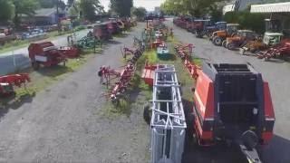 Présentation via Drone de l'entreprise Ricard et Fils