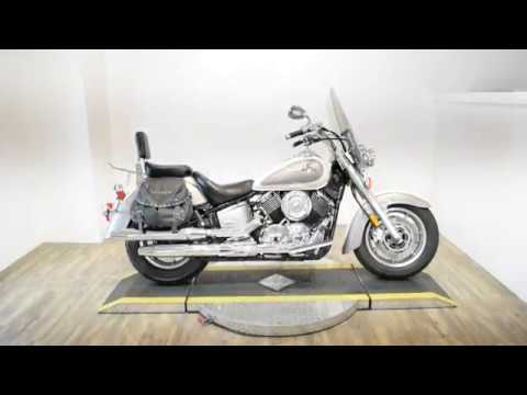 2003 Yamaha V Star 1100 Classic in Wauconda, Illinois - Video 1