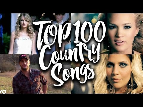 TOP 100 Country Songs of All Time