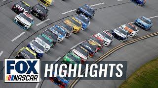 Geico 500 At Talladega Superspeedway | NASCAR ON FOX HIGHLIGHTS