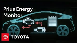 2010 Prius How-To: Energy Monitor | Toyota