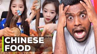 Chinese Food Mukbang Reaction Vlog #BiriyaniMan