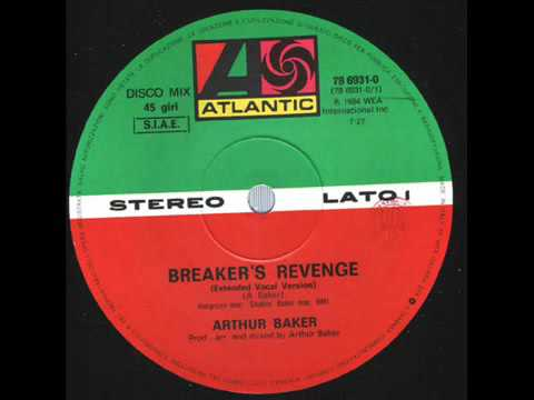 Download Arthur Baker - Breaker's Revenge HD Mp4 3GP Video and MP3