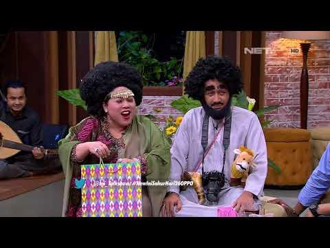 The Best Of Ini Talk Show - Istri Wan Qodir Ikut Ke Studio Ini Talk Show