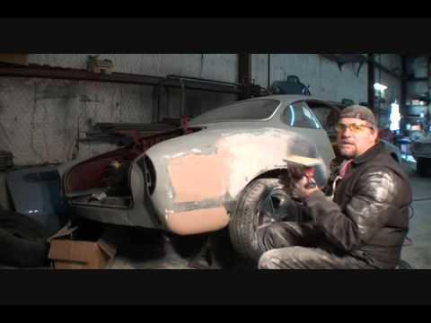 Download Classic Car Restoration How To Block Sand Bondo