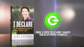 Get a free copy of Joel Osteen's latest book