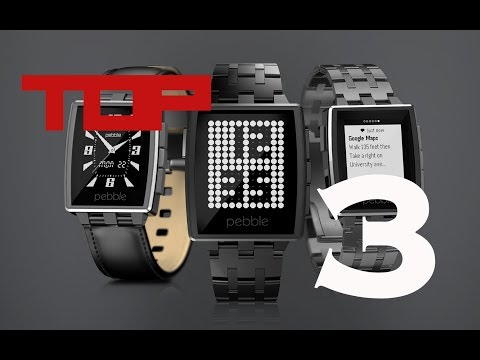 Top 3 Wearable Devices of 2014