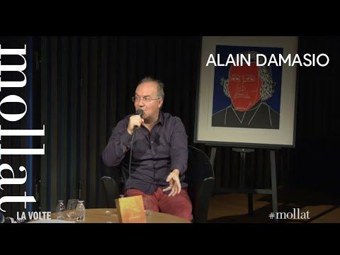 Conférence Alain Damasio - Les furtifs