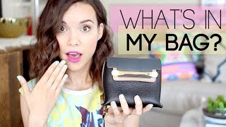 What's In My Bag? // NO CRAP Edition!
