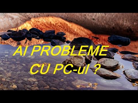 Ai probleme cu PC-ul ? Hai sa gasim o solutie !