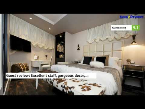 HT6 Hotel Roma **** Hotel Review 2017 HD, Pantheon, Italy