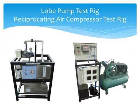 Turbine Research Test Rig