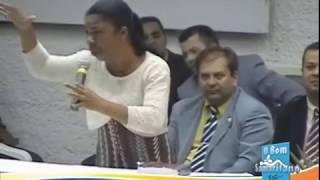 Miss. Zete Alves - Vigília O Bom Samaritano - 06 Novembro 2009