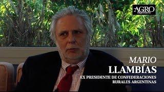 Mario Llambías - Ex Presidente de Confederaciones Rurales Argentinas