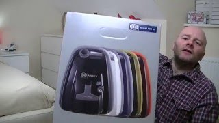 Sebo K1 Eco Cylinder Vacuum Cleaner Unboxing & First Look